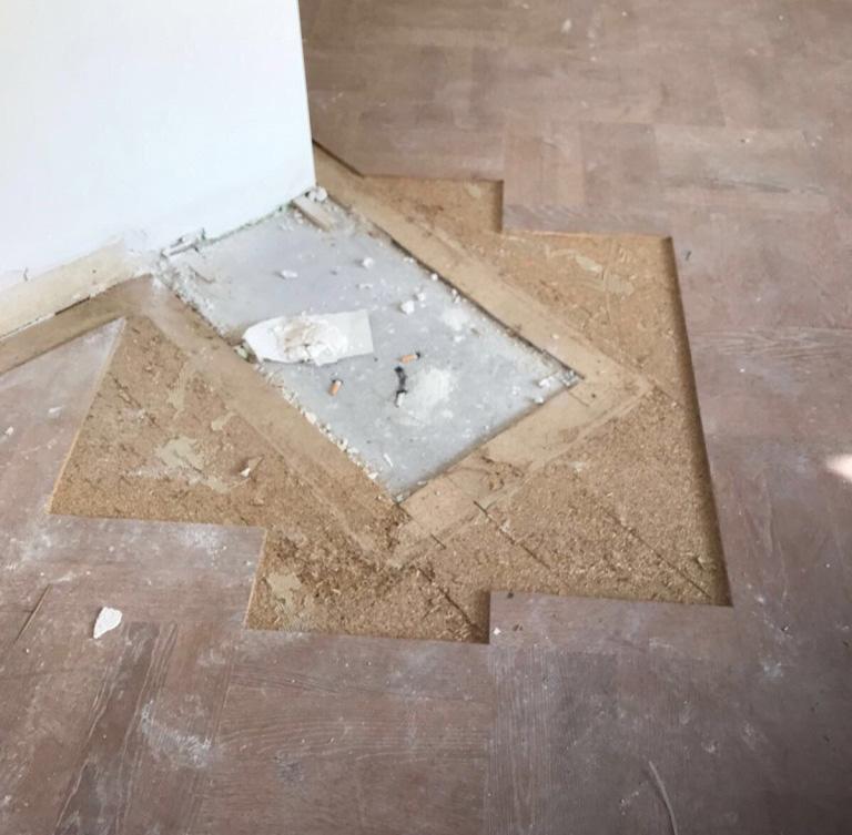 mozaik-parket-schuren-olien-Houten-4